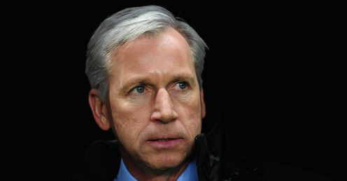 Pardew: Could see his Newcastle side lose another thriller this weekend