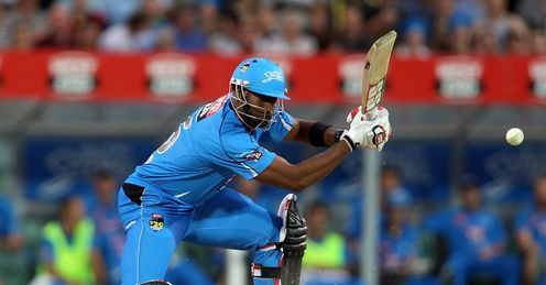 Kieron Pollard Adelaide Strikers
