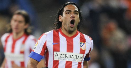 Falcao: Monaco's new-boy made Guillem's Team of the Season
