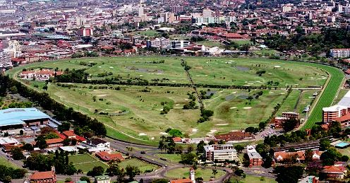 Royal Durban Golf Club and the Greyville Racecourse