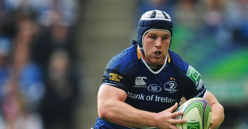 Sean O'Brien: impressive return from injury