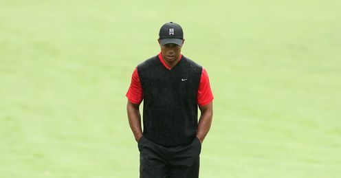Tiger Woods: Not welcome at Palmer Coolum Resort
