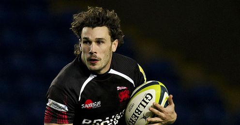 Tom Arscott London Welsh LV Cup