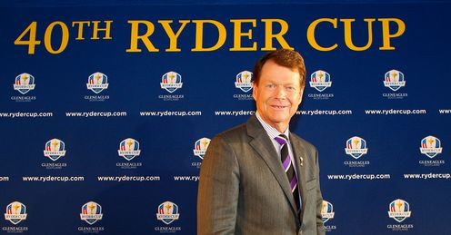 Tom Watson: Ryder Cup captain