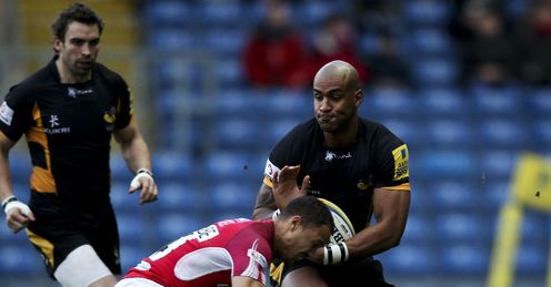 Wasps Tom Varndell London Welsh Dan Caprice