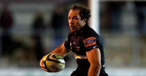 Will Harries Newport Gwent Dragons