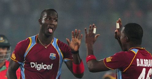 darren sammy west indies 2012