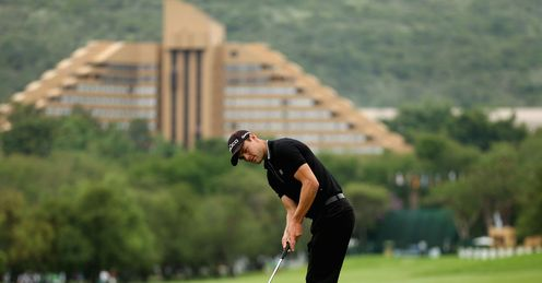 Excellent with the putter: Martin Kaymer