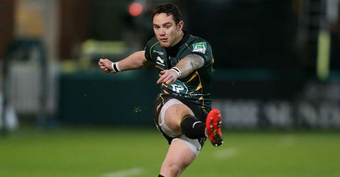 Ryan Lamb Northampton Saints