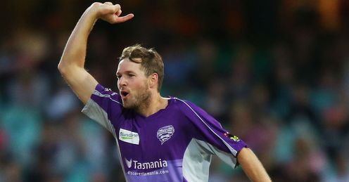 Ben Laughlin Hobart Hurricanes