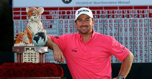 McDowell: Held his nerve in the final round