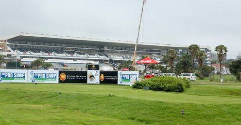Royal Durban Golf Club: Wet, wet, wet