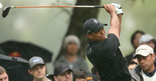 Tiger Woods: Focus on the majors