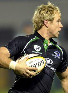 Fionn Carr Connacht 2010