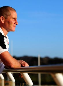 Stuart Lancaster England 2013