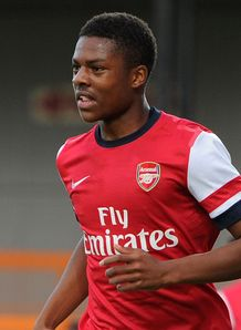 Picture of Chuba Akpom