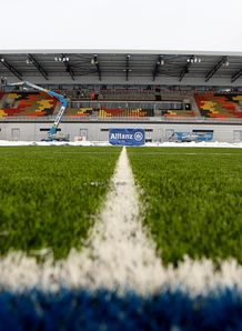 Allianz Park Saracens 2013