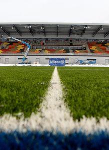 Allianz Park Saracens 2013