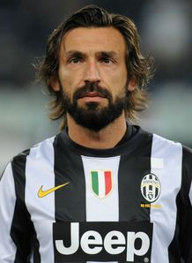 Picture of Andrea Pirlo