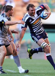 Andries Bekker Stormers v Hurricanes SR 2012