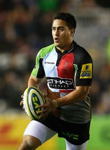 Ben Botica Harlequins LV Cup