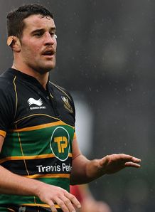 SKY_MOBILE Calum Clark - Northampton Aviva Premiership