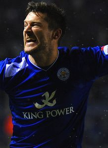 Championship: David Nugent's winner seals 2-1 home win for Leicester over Wolves