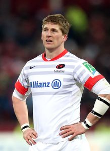David Strettle could soon be back in the England side says Mark McCall of Saracens