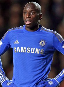 Picture of Demba Ba