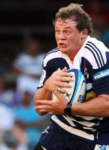 Deon Fourie Stormers SR 2012