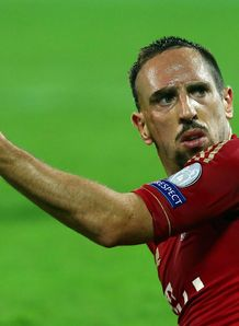 Picture of Franck Ribery