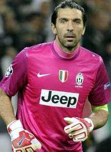 Picture of Gianluigi Buffon