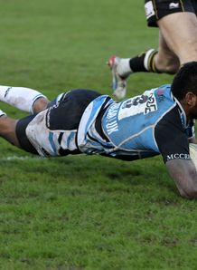 Niko Matawalu extends his contract with Glasgow Warriors