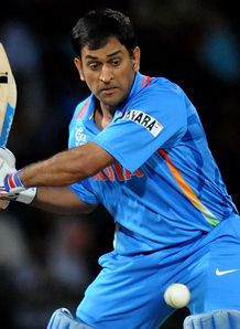 India captain MS Dhoni was left disappointed by defeat to England