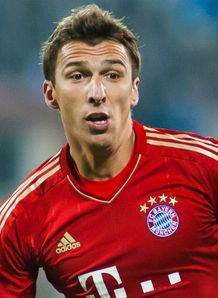 Picture of Mario Mandzukic
