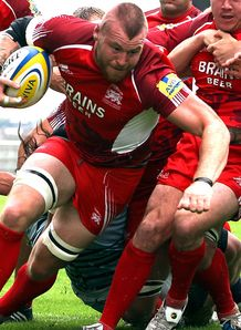 SKY_MOBILE Franck Montanella - London Welsh Aviva Premiership