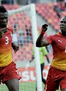 Ghana sealed top spot in Africa Cup of Nations Group B by outclassing Niger 3-0