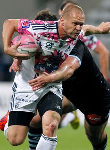 Paul Warwick for Stade Francais