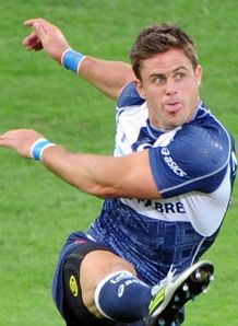 Rory Kockott Castres v Biarritz Top 14 2012