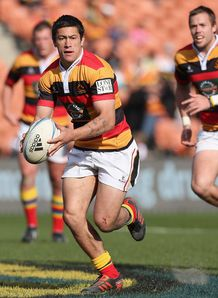 Sam Christie Waikato ITM Cup 2012