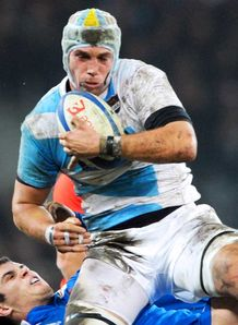 SKY_MOBILE Leonardo Senatore Argentina v France November 2012