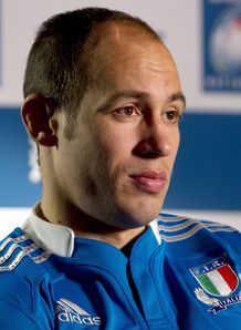 Sergio Parisse Italy 2013