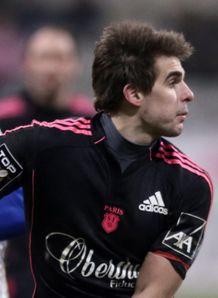 Stade Fran ais fullback or wing Hugo Bonneval