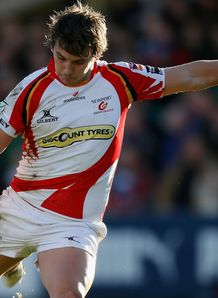 Steffan Jones newport gwent dragons