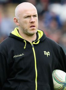 Steve Tandy Ospreys boss 2012