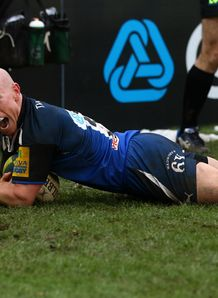 Peter Stringer Bath v Exeter LV= Cup