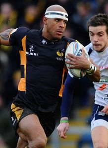 Tom Varndell Wasps 2013