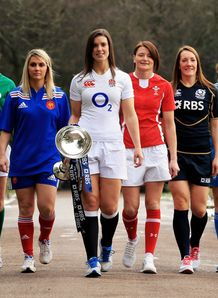 Women s teams at Six Nations launch