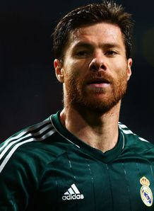 Picture of Xabi Alonso