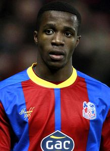 Picture of Wilfried Zaha
